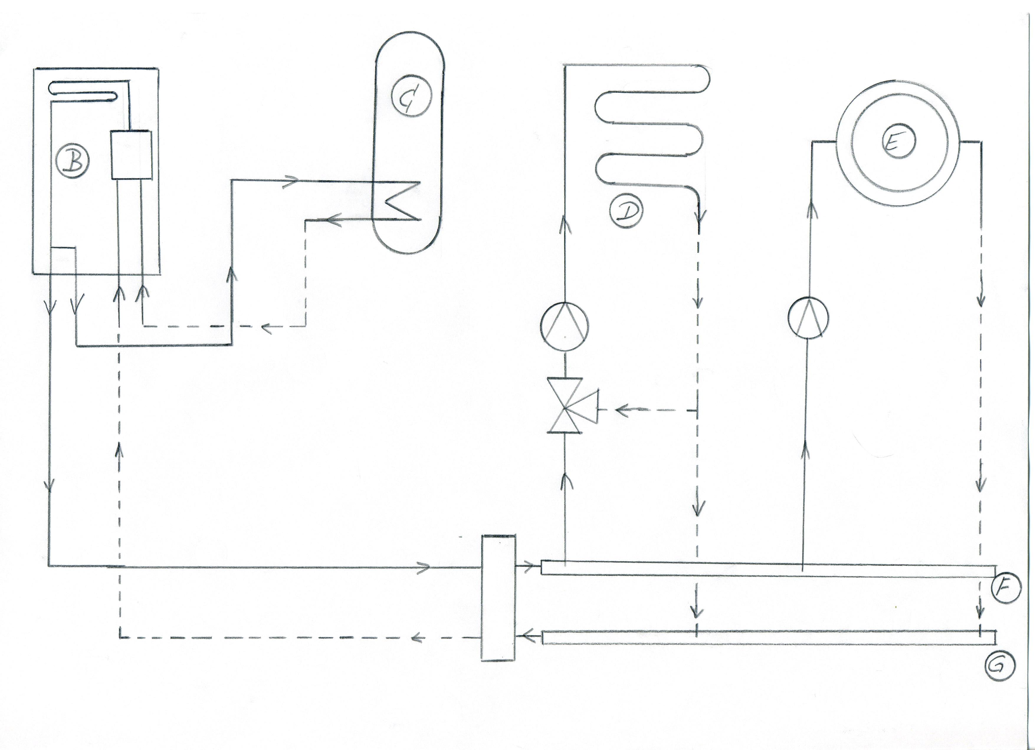 ungew hnlich schema der heizungsanlage galerie der schaltplan. Black Bedroom Furniture Sets. Home Design Ideas